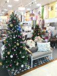 [アリオ亀有店]クリスマスツリーのディスプレイをご紹介!