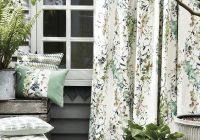 【VILANOVA】夏にぴったりなアプラのボタニカルカーテン