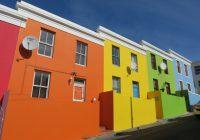 南アフリカの家