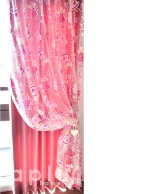 松戸市 TN様邸 自分の部屋だから自分好みのカーテンに!