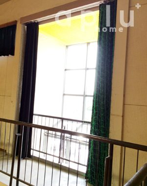 松戸市内 スポーツ施設 暗幕カーテン