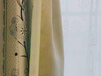 カーテンに裏地をつけて断熱性アップ