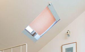 夏の遮熱対策!傾斜の天窓タイプにはソフィーがおすすめ!