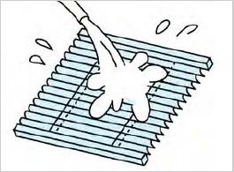 自分で挑戦!ブラインドの羽掃除の方法とは?