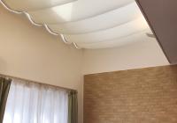 千葉県印旛郡 K様邸 天蓋カーテン