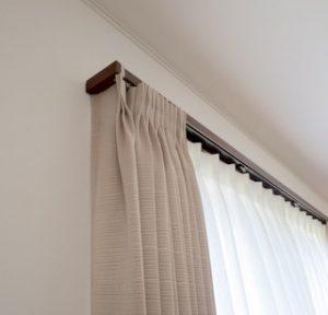 カーテンのリターン縫製
