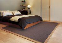 【アスメロディⅡ】簡単置き敷きカーペットでお部屋のイメージチェンジ