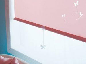 【TOSO ロールスクリーン】選べるプルセットで楽しい窓辺づくり