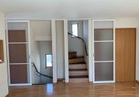 【間仕切り】冷暖房対策に階段の間仕切り!【プレイス】