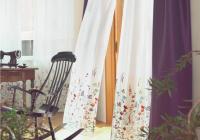 カーテンのお洗濯