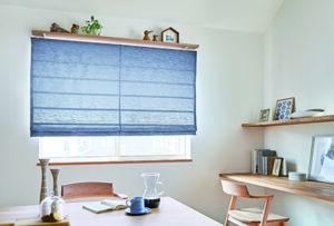 窓上を使って更に装飾的に、機能的に♪